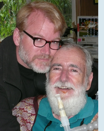 Photo of Bruce Lanphear and his Father.